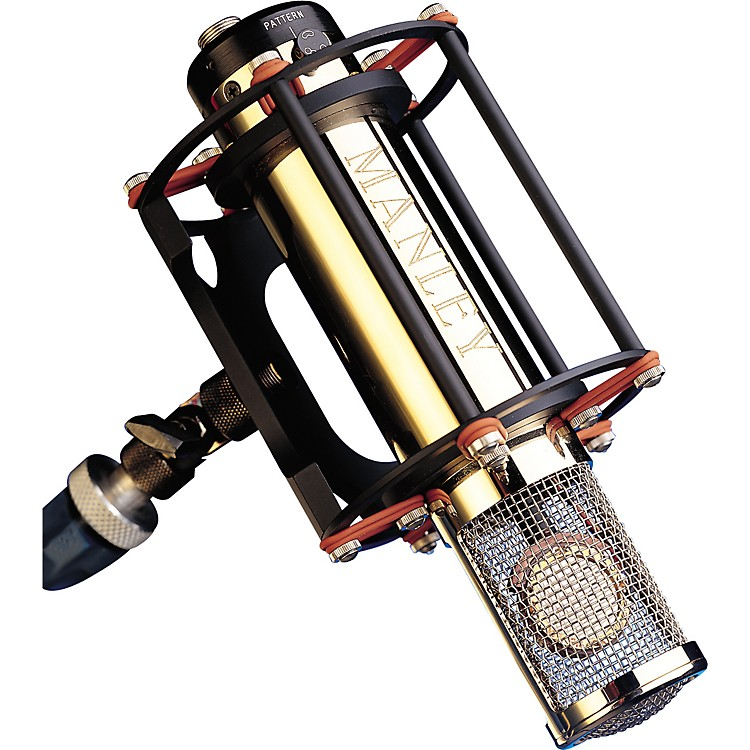 ManleyReference Mono Gold Microphone