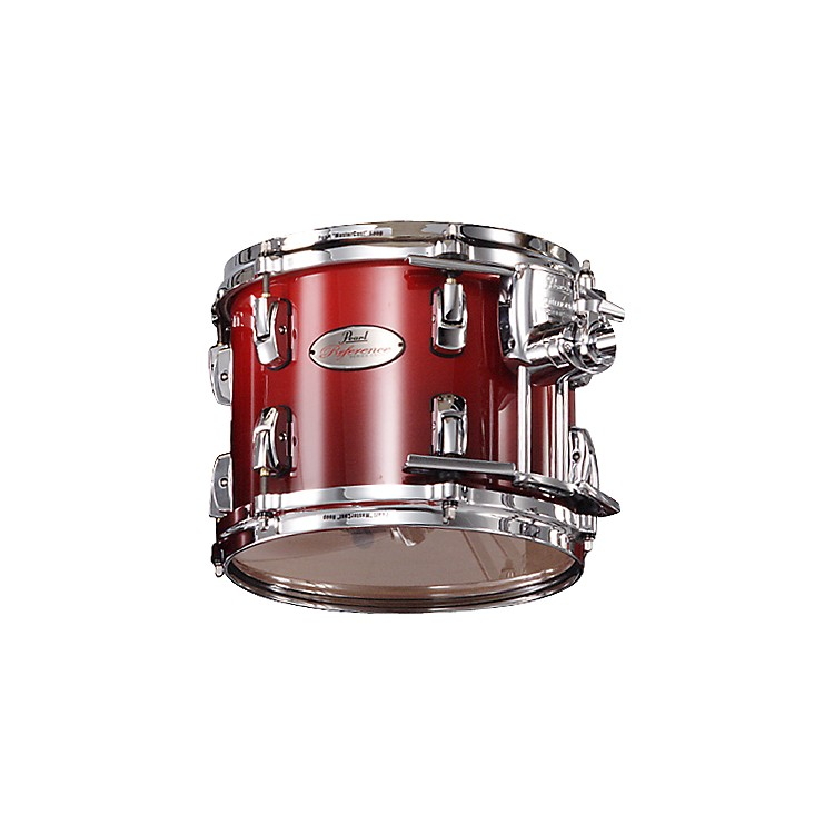 PearlReference Tom DrumScarlet Fade8 X 7