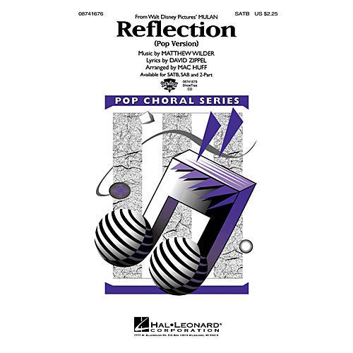 Hal Leonard Reflection (Pop Version) (from Mulan) ShowTrax CD Arranged by Mac Huff
