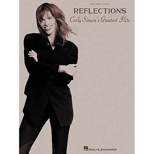 Hal Leonard Reflections - Carly Simon's Greatest Hits Songbook
