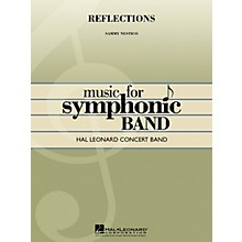 Hal Leonard Reflections Concert Band Level 4 Composed by Sammy Nestico