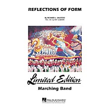 Hal Leonard Reflections of Form Marching Band Level 5 Composed by Richard Saucedo