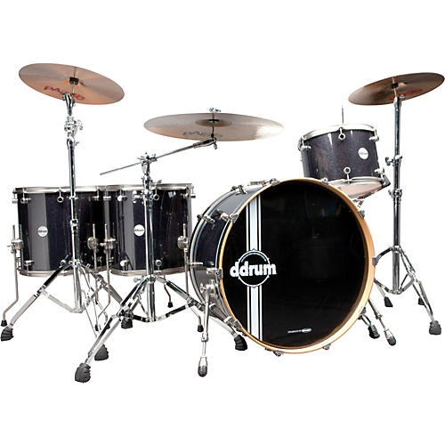 Ddrum Reflex Bombardier 5-Piece Shell Pack-thumbnail
