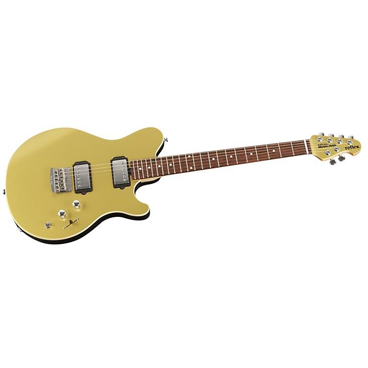 Music ManReflex HH Electric GuitarVintage GoldRosewood Fretboard