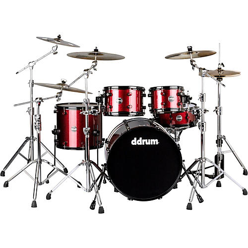 Ddrum Reflex Series 5-Piece Shell Pack-thumbnail