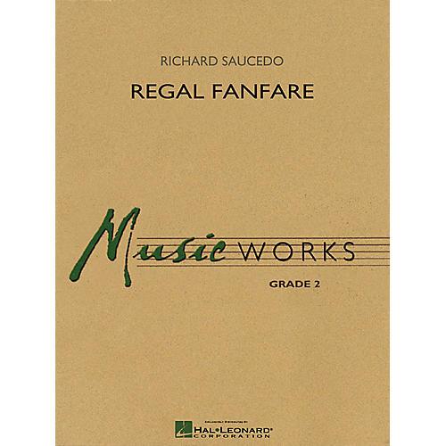 Hal Leonard Regal Fanfare Concert Band Level 2