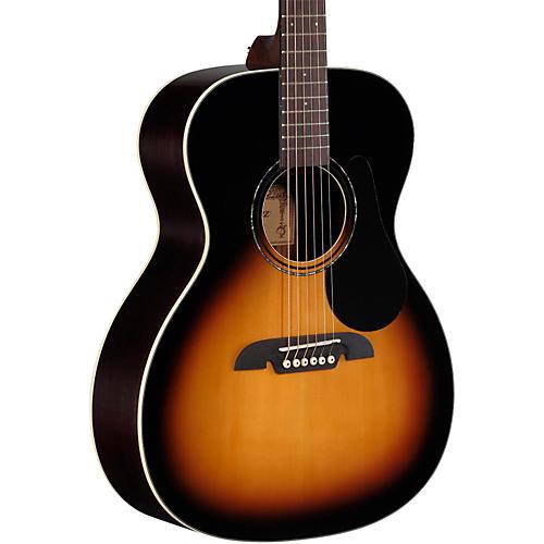 Alvarez Regent Series RF270 OM/Folk Acoustic Guitar-thumbnail