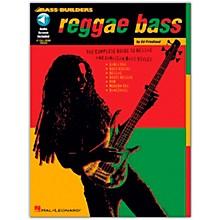 Hal Leonard Reggae Bass Book/CD
