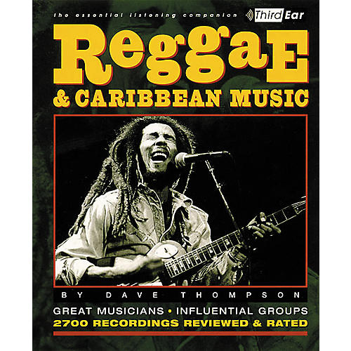 Backbeat Books Reggae and Caribbean Music - Listening Companion Book