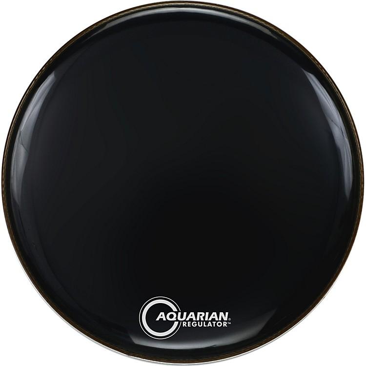 AquarianRegulator Black DrumheadBlack22 Inches