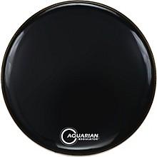 Aquarian Regulator Black Drumhead