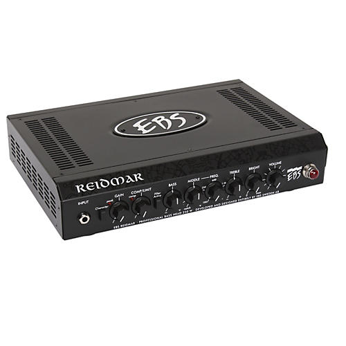 EBS Reidmar 250W Portable Bass Head Black