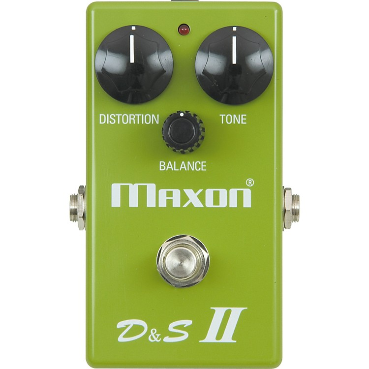 MaxonReissue Series D&S II Distortion and Sustainer II Pedal