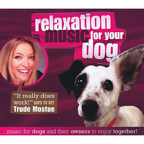 Music Sales Relaxation Music For Your Dog (cd) Music Sales America Series-thumbnail