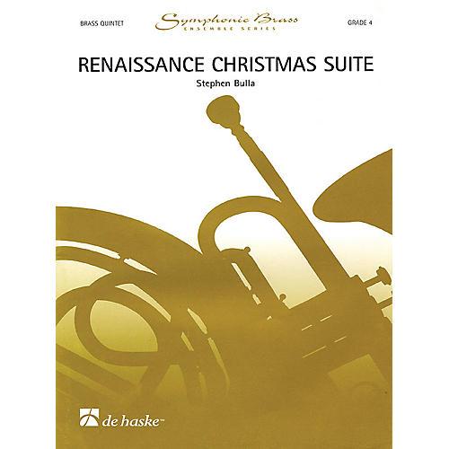 De Haske Music Renaissance Christmas Suite (for Brass Ensemble) De Haske Ensemble Series
