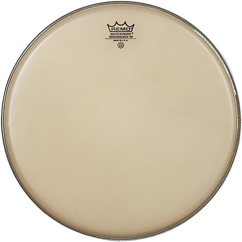 Remo Renaissance Emperor Bass Drum Heads 24 in.