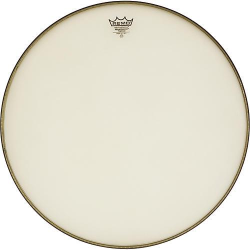 Remo Renaissance Hazy Timpani Drumheads 31 in., Steel Insert Ring