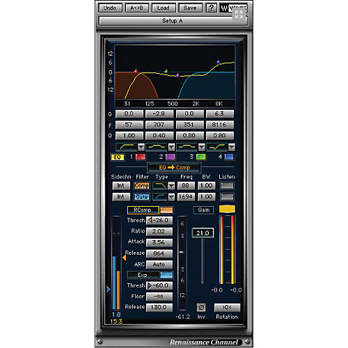 Waves Renaissance Maxx Bundle Native/TDM/SG Software  Download