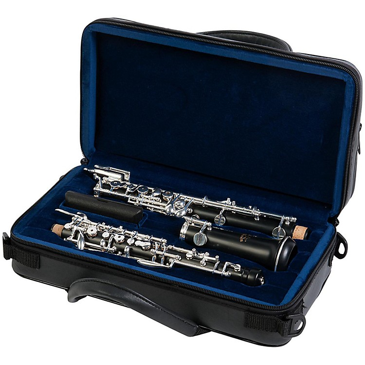 FoxRenard Oboe Case with CoverArtist French Style Case - Model 1560