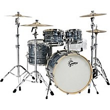 Gretsch Drums Renown 4-Piece Shell Pack Silver Oyster Pearl