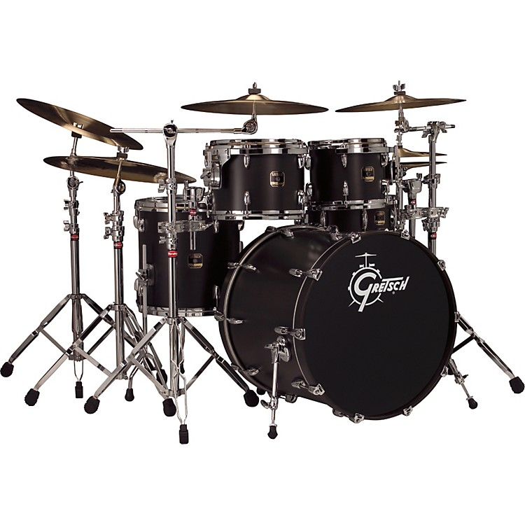 Gretsch DrumsRenown 4-piece Euro Shell Pack with 22