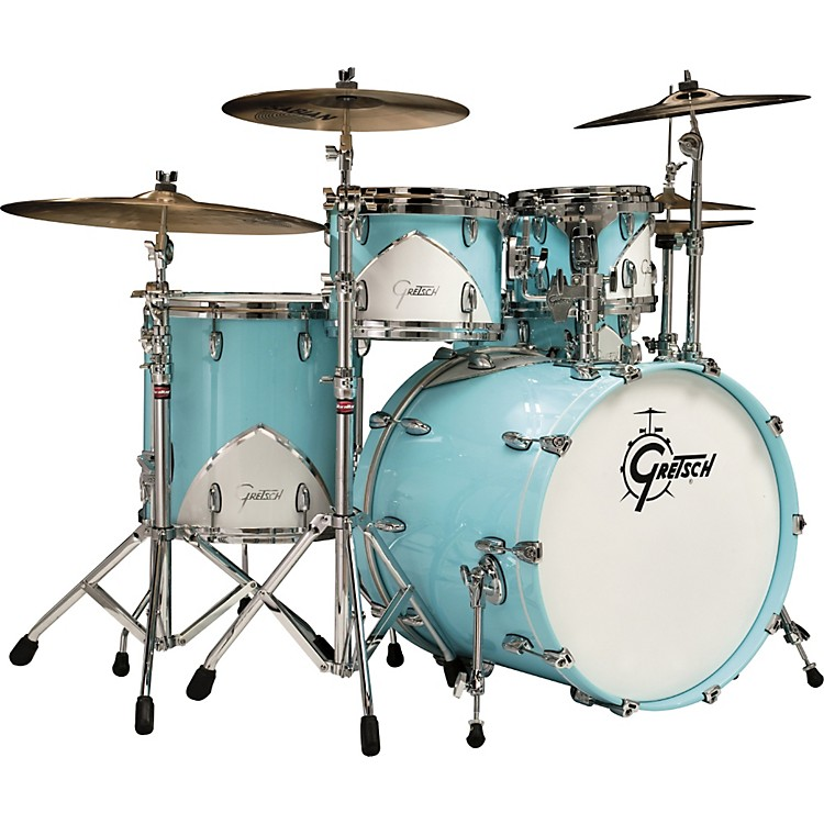 Gretsch DrumsRenown 57 5-Piece Shell Pack with Throne