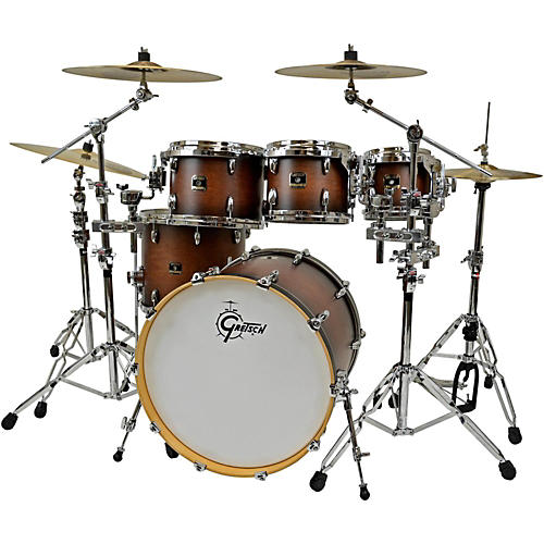 Gretsch Drums Renown Maple 4-Piece Shell pack w/ Free Tom-thumbnail