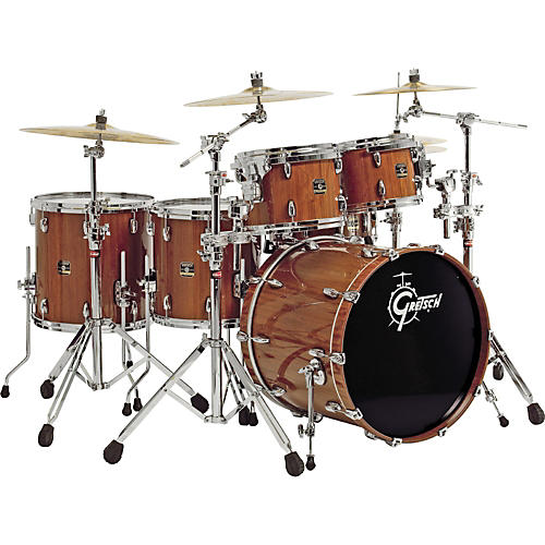 Gretsch Drums Renown Purewood Bubinga 6-Piece Shell Pack