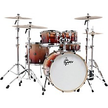 Gretsch Drums Renown Series Maple 5-Piece Shell Pack Natural Walnut Fade