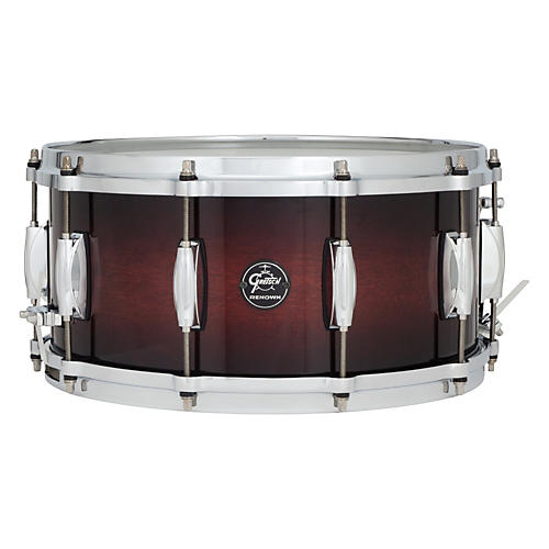 Gretsch Drums Renown Series Snare Drum Cherry Burst 6.5X14