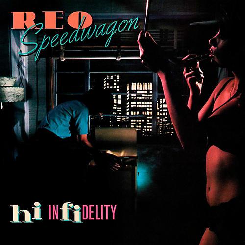 RED Reo Speedwagon - Hi Infidelity LP-thumbnail