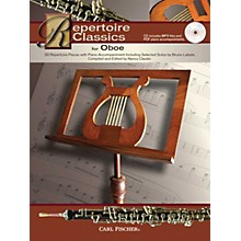Carl Fischer Repertoire Classics for Oboe (Book/ Data MP3 CD)