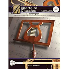 Carl Fischer Repertoire Classics for Trumpet (Book/ Data MP3 CD)