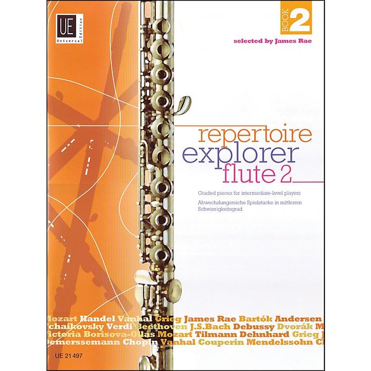 Carl FischerRepertoire Explorer - Flute Vol.2 Book