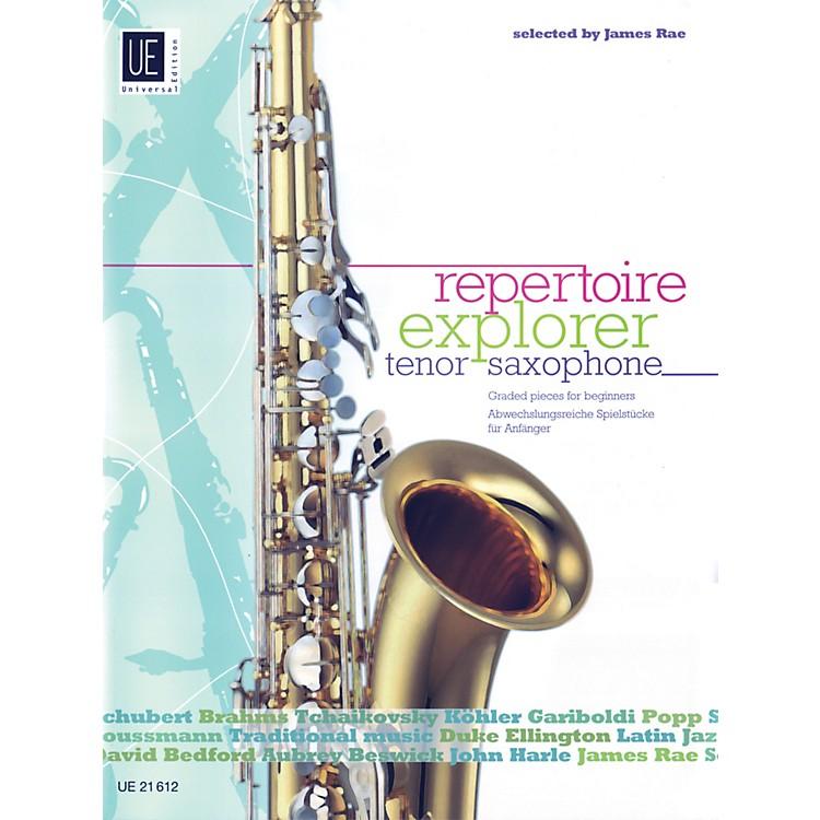 Carl FischerRepetoire Explorer: Tenor Saxophone (Book + Sheet Music)