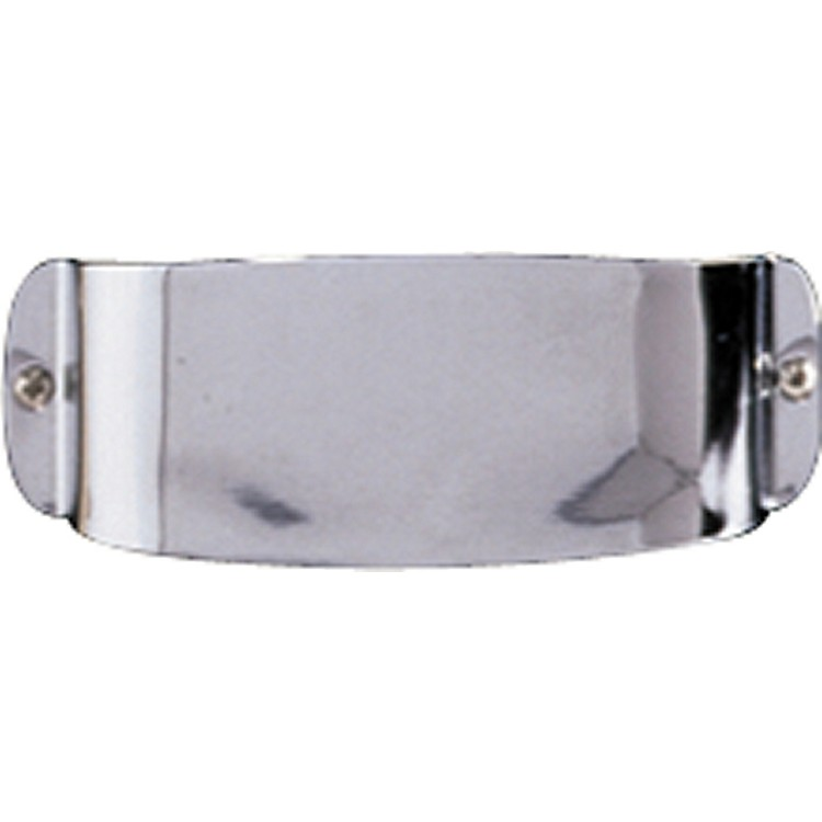 Fender Replacement J-Bass Pickup Cover Chrome