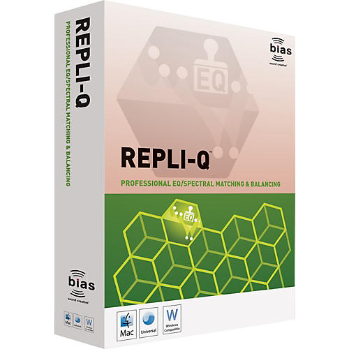 Bias Repli-Q Plug-In Software