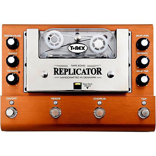 T-Rex Engineering Replicator Analog Tape Delay Guitar Effects Pedal-thumbnail