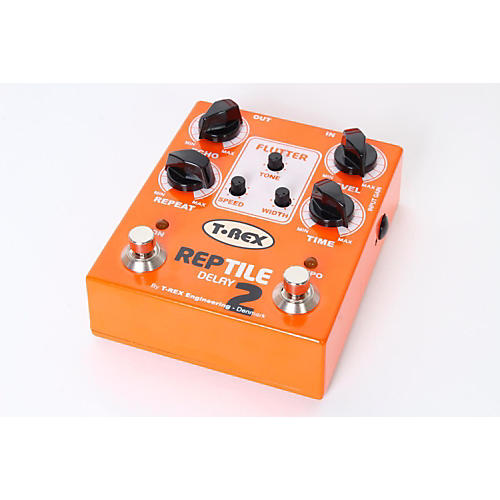 T-Rex Engineering Reptile 2 Digital Delay Guitar Effects Pedal-thumbnail
