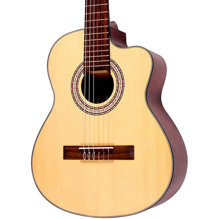 Lucida Requinto Solid Top Natural