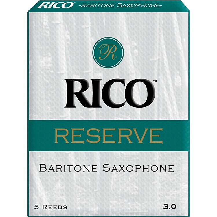 Rico Reserve Baritone Saxophone Reeds Strength 3