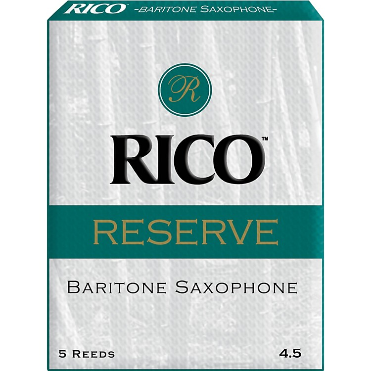 Rico Reserve Baritone Saxophone Reeds Strength 3.5