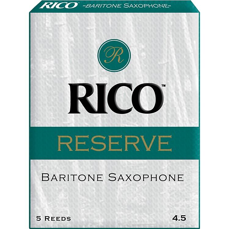 RicoReserve Baritone Saxophone ReedsStrength 2