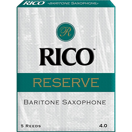 Rico Reserve Baritone Saxophone Reeds Strength 4