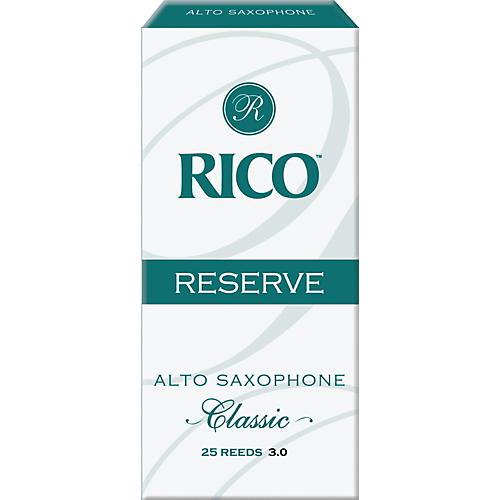 Rico Reserve Classic Alto Sax Reeds Box of 25