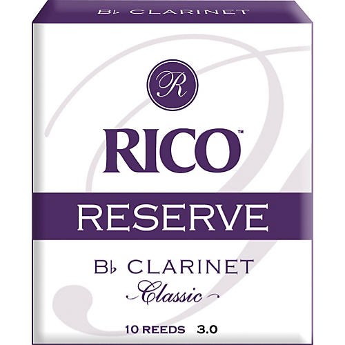Rico Reserve Classic Bb Clarinet Reeds-thumbnail