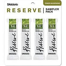 D'Addario Woodwinds Reserve Reed Sampler Packs, Tenor Saxophone