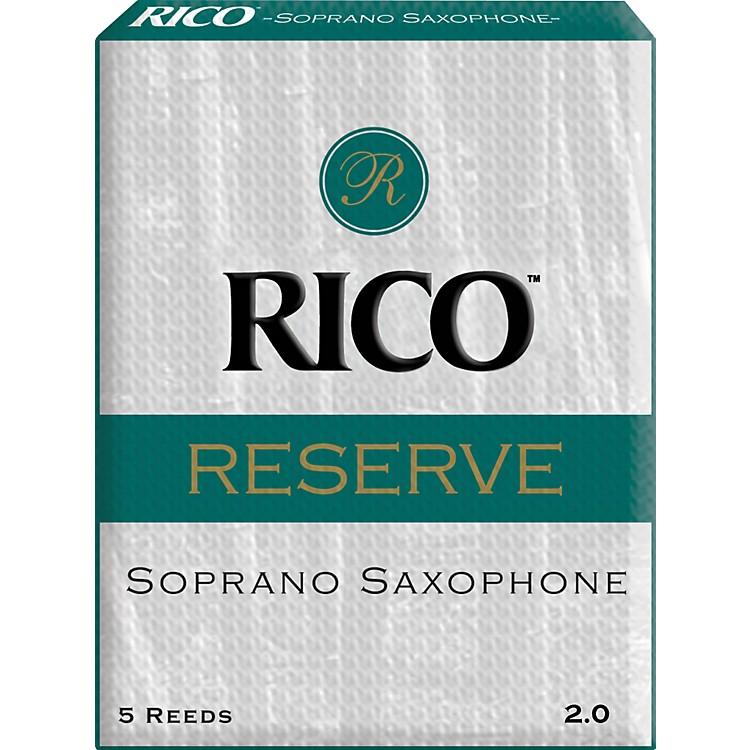 RicoReserve Soprano Saxophone ReedsStrength 3.5