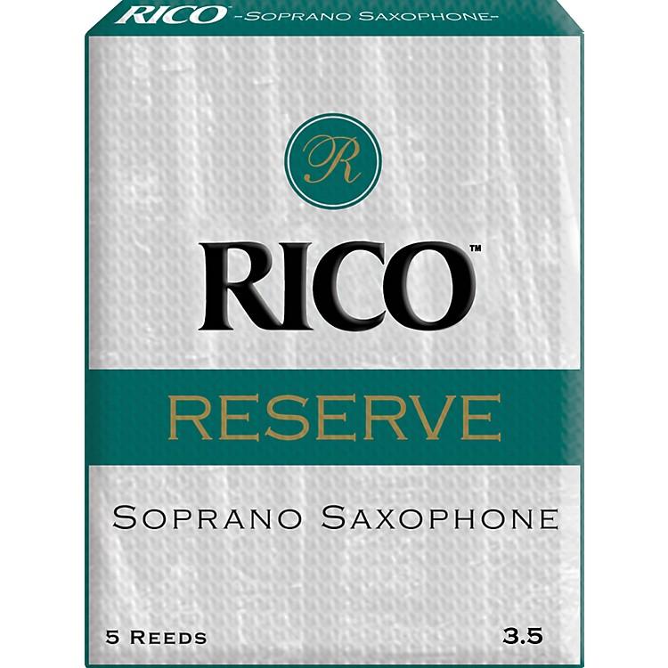 RicoReserve Soprano Saxophone ReedsStrength 2.5