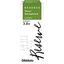 D'Addario Woodwinds Reserve Tenor Saxophone Reeds 5-Pack
